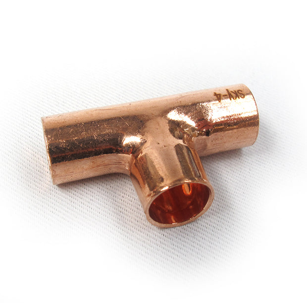 Tee Copper Fittings