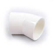 Elbow 40mm x 45 Deg PVC