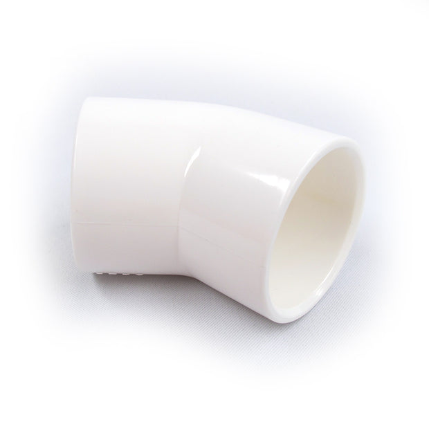 Elbow 40mm x 45 Degree PVC Plastic