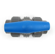 PVC Coloro Valve 32mm with unions and sockets