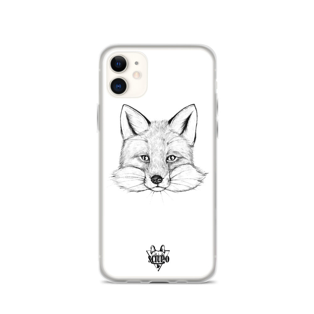 "Cover per Iphone - ""Volpe"""