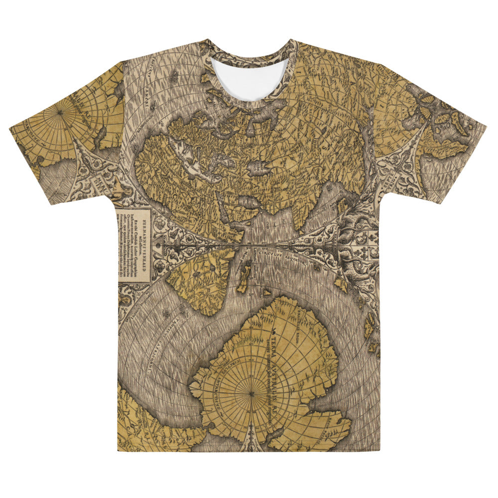 "T-shirt con stampa - ""World"""