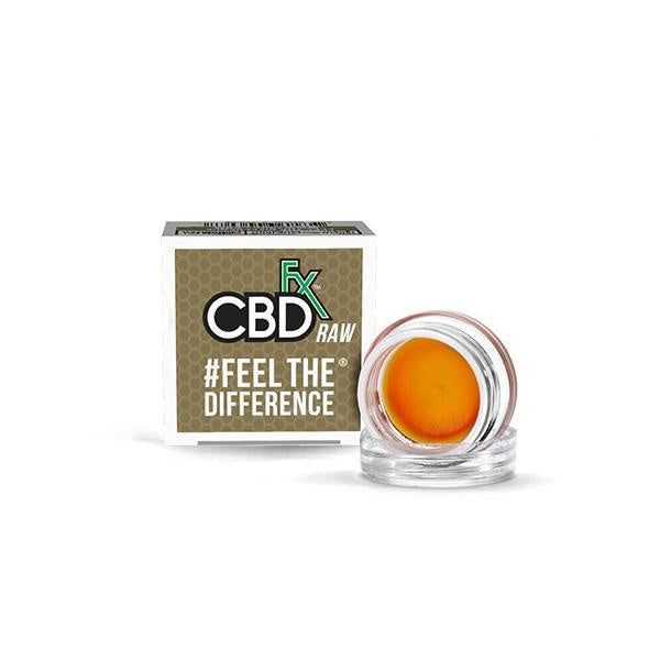 CBDfx Wax Concentrated Dabs - 300mg