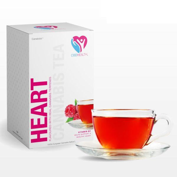 Canabidol CBD Tea Heart Support - 20pcs