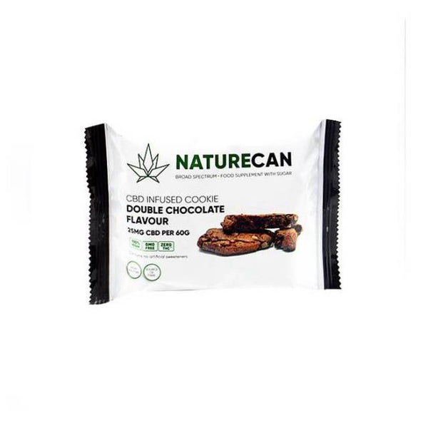 Naturecan CBD Infused Cookie 25mg - 60g