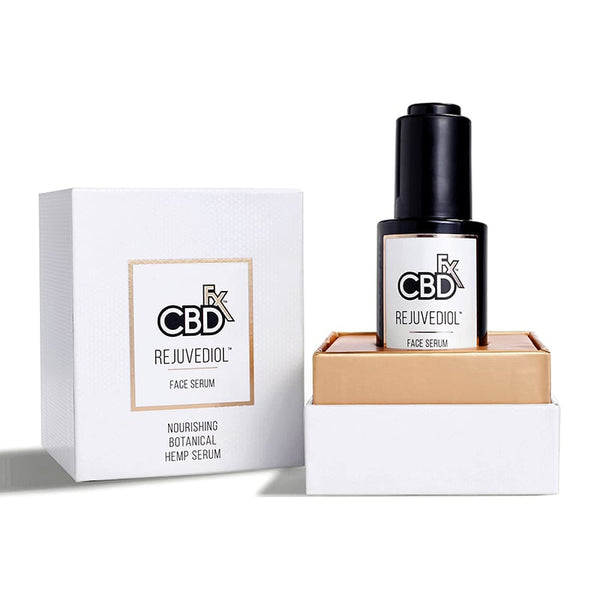 CBDFX REJUVEDIOL FACE SERUM 250MG - 30ML