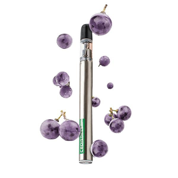 CBDistillery CBD Vape Pen CCell Grape 200mg - 0.5ml