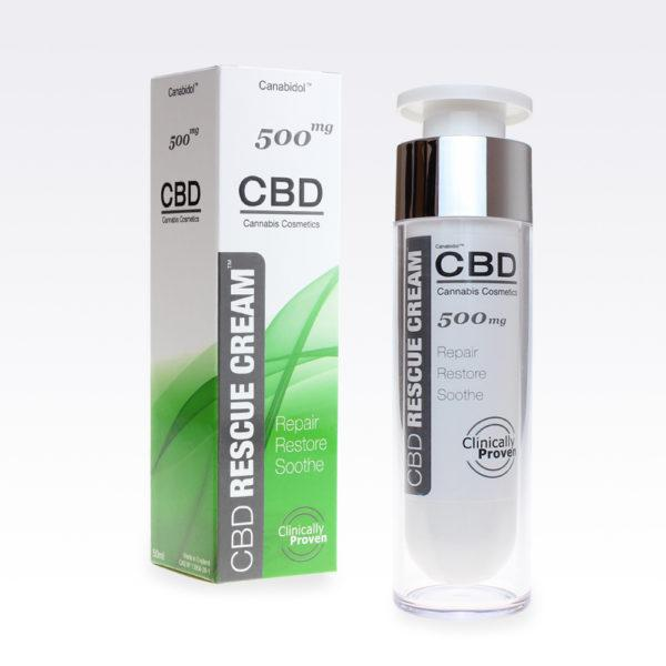 Canabidol CBD Rescue Cream - 50ml