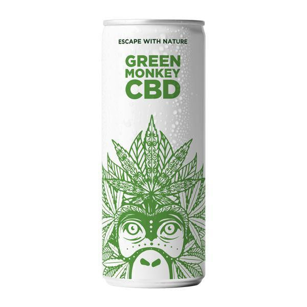 Green Monkey CBD Drink - 250ml