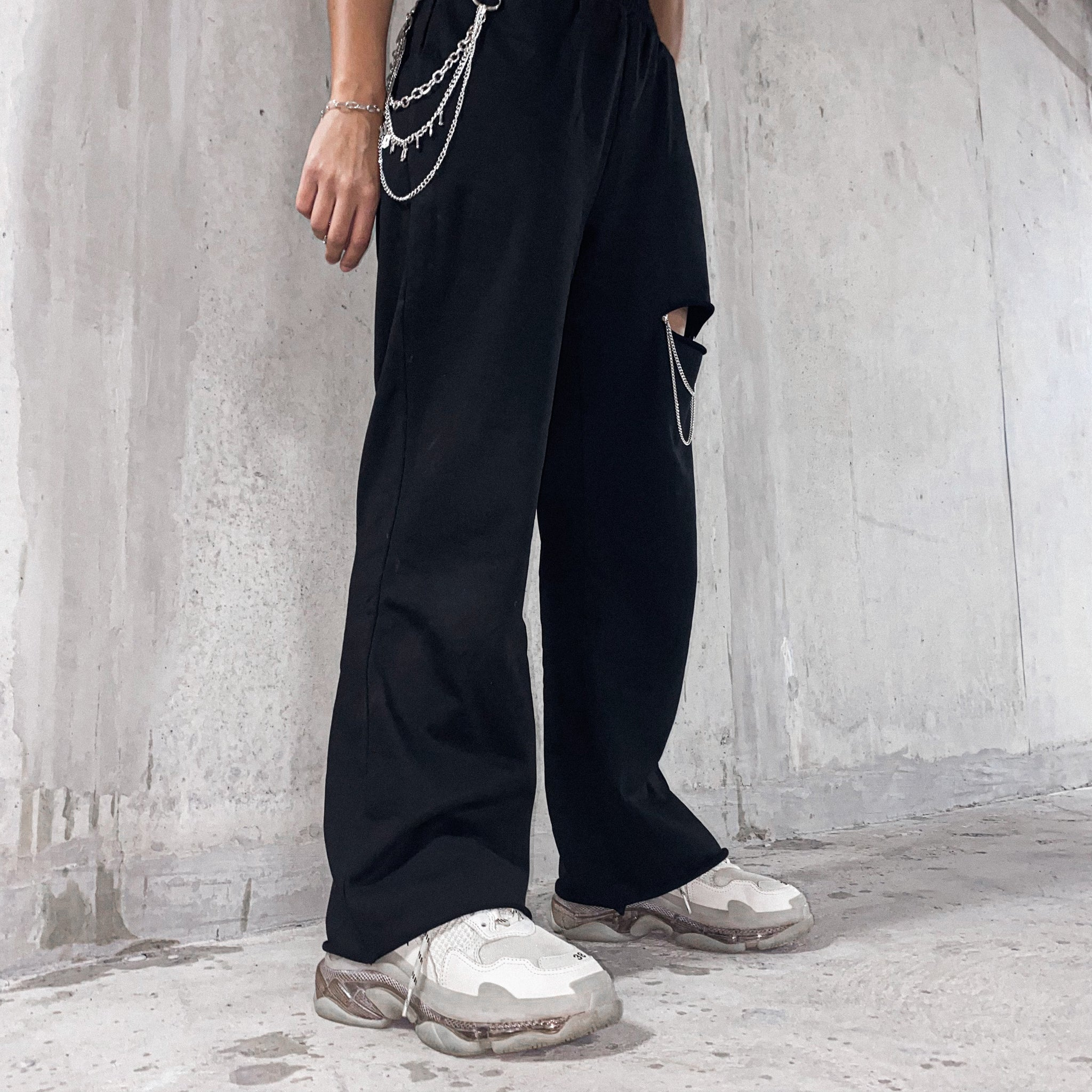 Chain reaction joggers - TALL