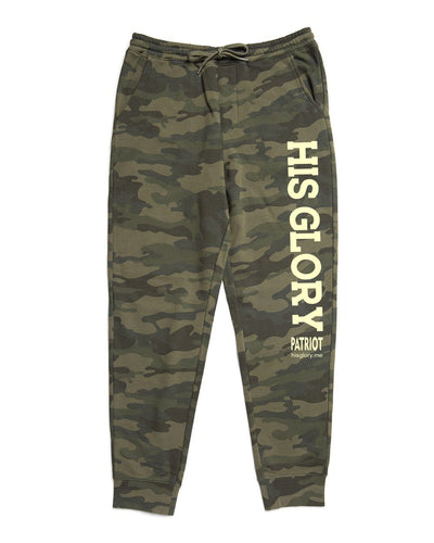His Glory Patriot Camo Pant
