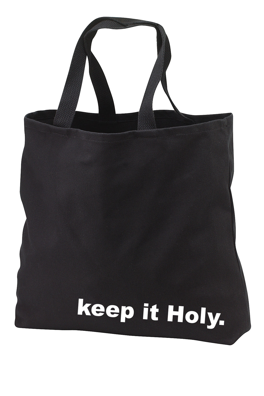 Keep it Holy Logo Tote
