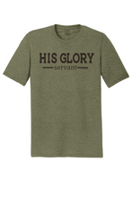 Load image into Gallery viewer, His Glory Servant Tee