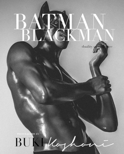 BATMAN / BLACKMAN