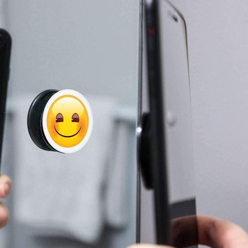 Anywhere Phone Magnet Mount and Holder Emoji™ Smiley