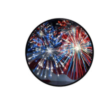 Load image into Gallery viewer, All in One Phone Grip Mount and Stand USA Fireworks