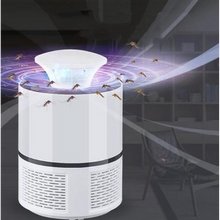 Load image into Gallery viewer, USB Powered Bug Zapper Mosquito Killer Lamp