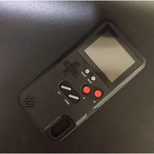 Gaming Case for iPhone With USB Cables