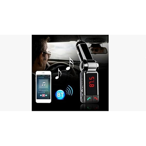 Bluetooth Car Adapter - Black