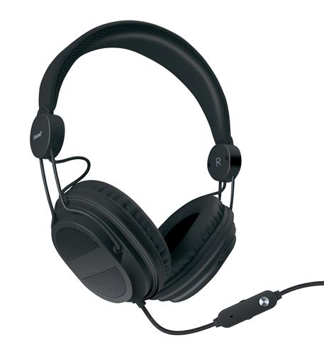 HM-310 Kid Friendly Headphones Black