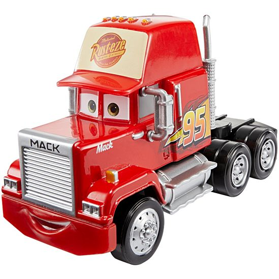 Disney Pixar Cars 3 Deluxe Cars 3 Mack Vehicle
