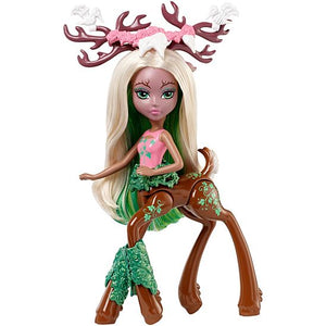 Monster High Fright-Mares Fawntine Fallowhart Doll