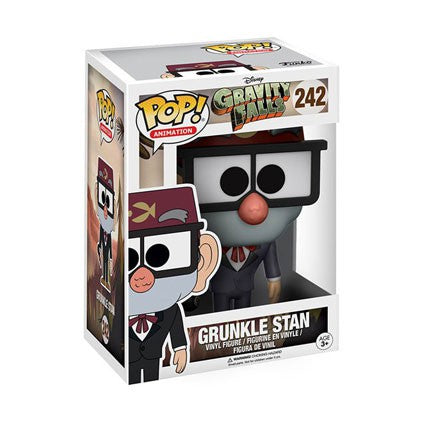 Funko Pop Disney Gravity Falls Grunkle Stan
