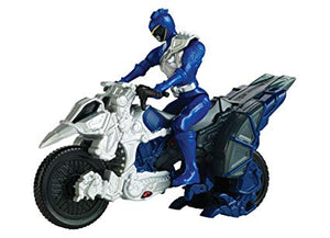 Power Rangers Dino Charge Cycle Blue Ranger