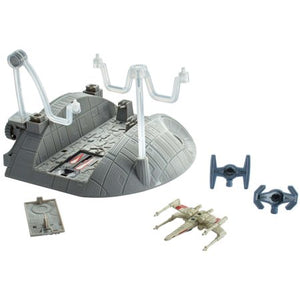 Hot Wheels Star Wars Trench Run Play Set