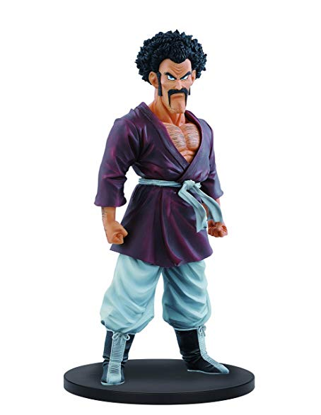 Banpresto Resolution of Soldiers Dragon Ball Z Mr. Satan Hercule