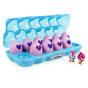 Authentic Hatchimals CollEGGtibles 12-Pack Egg Carton