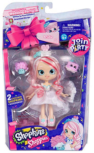 Shopkins Shoppies Season 4 Party Doll Bridie
