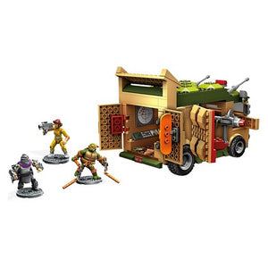 Mega Bloks Teenage Mutant Ninja Turtles Classic Party Wagon