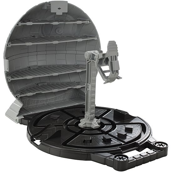 Hot Wheels Star Wars, Death Star Play Case, Play Set