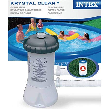 Intex Krystal Clear Filter Pump