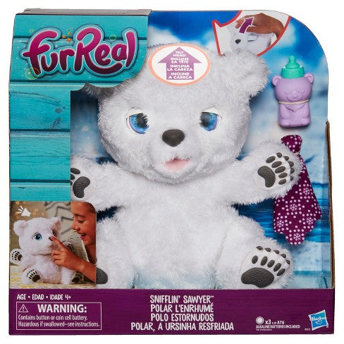 Hasbro Fur Real Snifflin'Sawyer