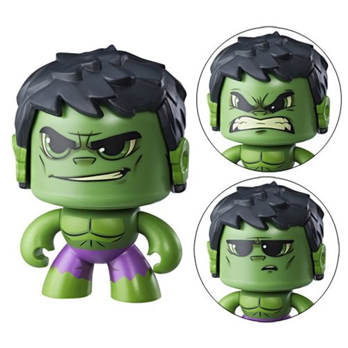 Mighty Muggs Hulk 3.75-Inch Figure