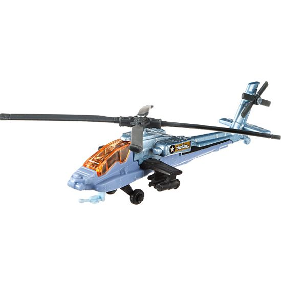 Matchbox Sky Busters Boeing AH-64 Apache Vehicle
