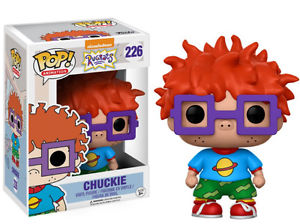 Funko Pop Television Rugrats Chuckie Finster