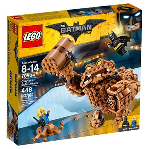 Lego Batman Movie - Clayface Splat Attack