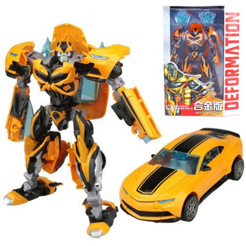 Transformers Generation Project Storm Autobot Bumblebee 7-Inch Transformable Figure