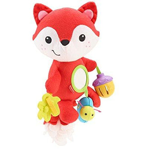 Fisher Price Activity Fox Plush