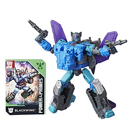 Transformers Generations Power of the Primes Deluxe Class Blackwing
