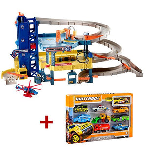 Matchbox Garage 9-Car Pack Gift Set