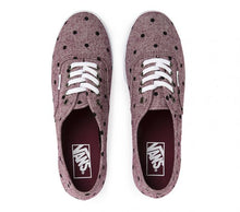 Load image into Gallery viewer, VANS |AUTHENTIC | LO PRO | BURGANDY/WHITE