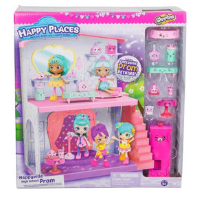 Happy Places Shopkins Happyville High School