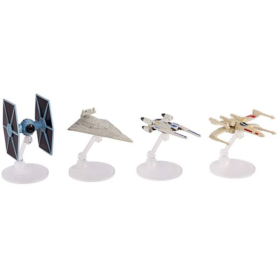 Star Wars Rogue One Starship, 4-pack