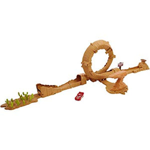 Disney Pixar Cars 3 Willy Butte Transforming Track Set