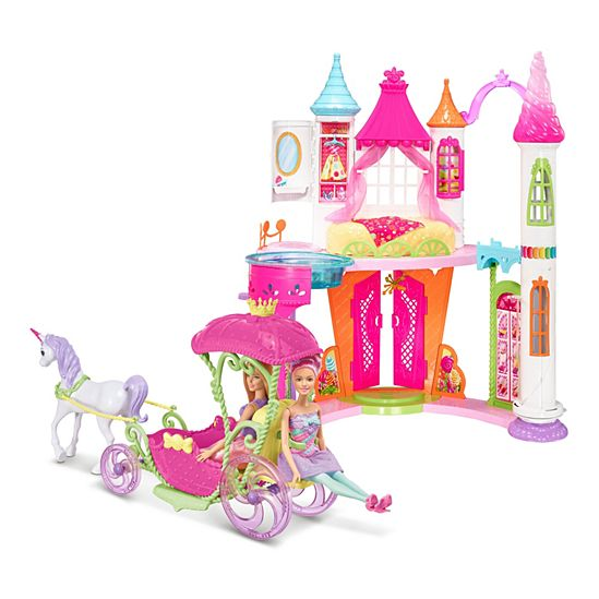 Barbie Sweetville Royal Gift Set