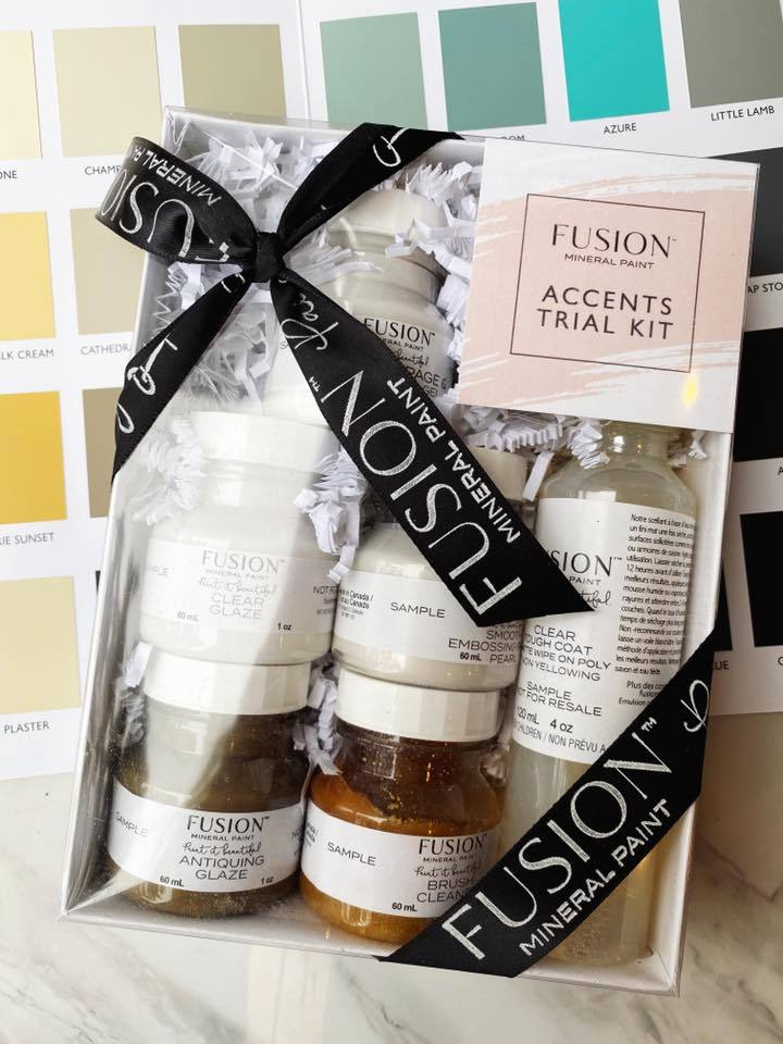 Accents Trial Kit